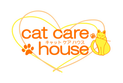 「CAT CARE HOUSE」ロゴ