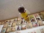 ハチさんだよ^^