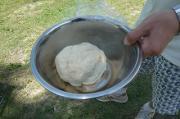 ピザ 発酵
