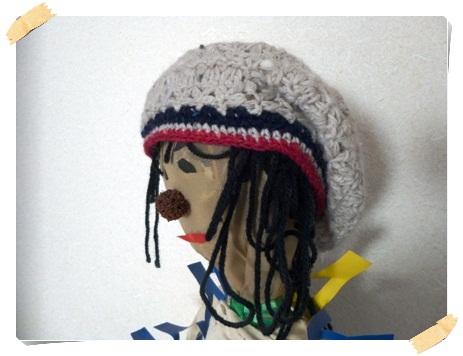 ベレー帽2