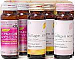 京都薬品ヘルスケアのサマー感謝セール コラーゲン3000、コラーゲン6000、ミネルヴァヒアルロン酸&プラセンタ
