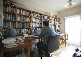 書斎の写真 - コピー