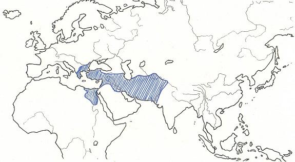 アレクサンダーの帝国