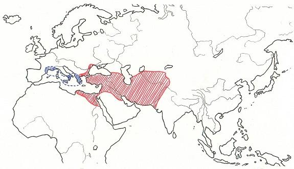 ギリシャとペルシア帝国
