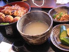 焼き鳥丼2