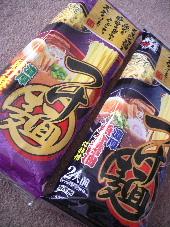 五木のつけ麺