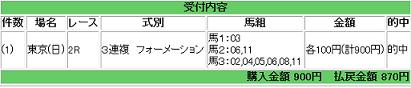 10・23東京2R