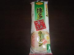 サンポー「博多高菜風味ラーメン」縮小