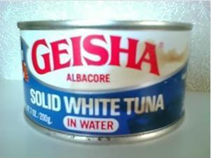 ツナ缶 ゲイシャGEISHA 1