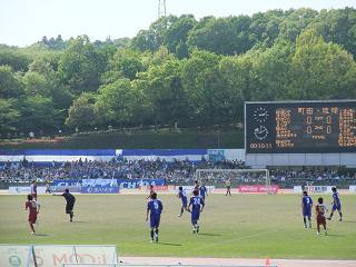FC琉球戦、試合に自分の色を反映させたがる審判