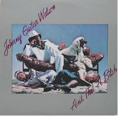 Johnny Guitar Watson - Ain't That A Bitch