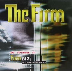 The Firm  Featuring Dawn Robinson - Firm Biz