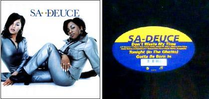 Sa-Deuce - Don't Waste My Time