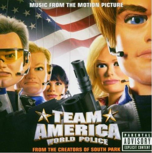 映画「チーム・アメリカ」