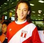 ペルー代表Christian Guillermo Ramos