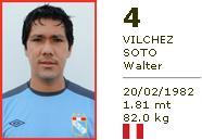 ペルー代表VILCHEZ SOTO Walter