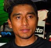 ペルー代表Antonio Emiliano González Canchari