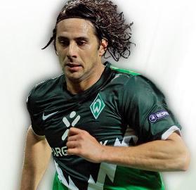 ペルー代表Claudio Miguel Pizarro Bosio
