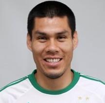ペルー代表Hernán Rengifo Trigoso