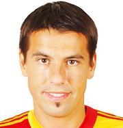 チェコ代表Milan Baros
