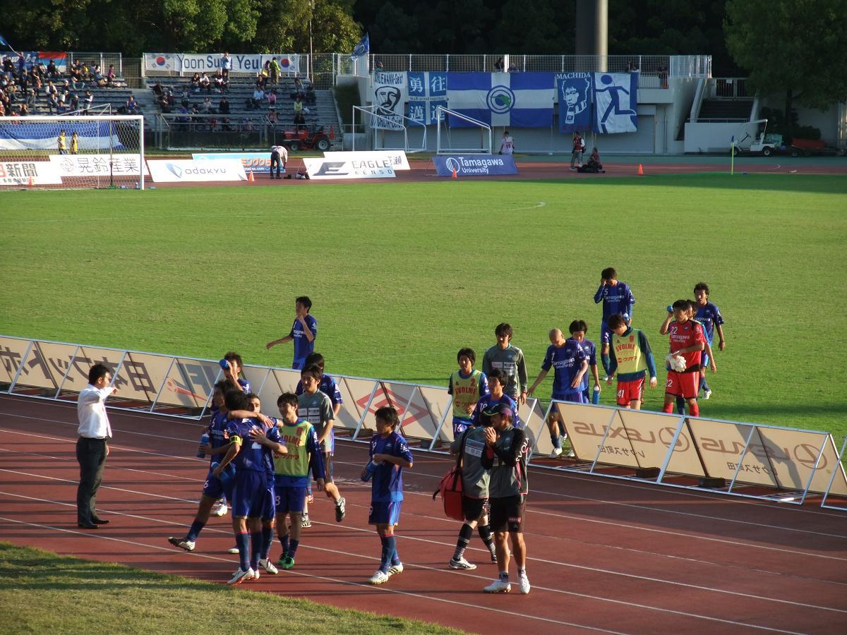 2011_1023sagawa戦後のチーム1