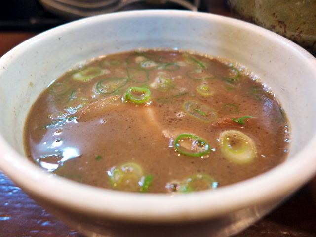 麺屋 たけちゃん@01魚介豚骨醤油 つけ麺 3