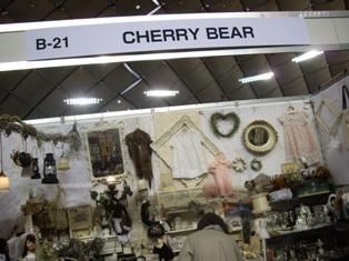 CHERRY BEARさん♪