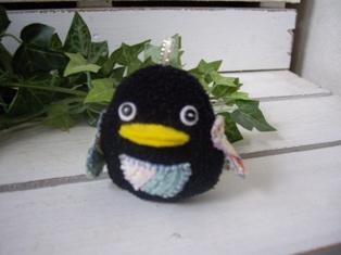 子ペンギン♪