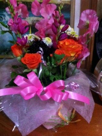 20130410お花とキティちゃん01