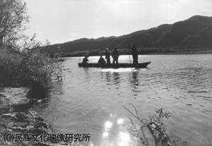 F011アイヌの丸木舟_ph003