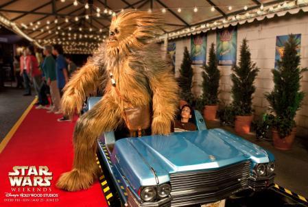 Star Wars Weekends_Chewbacca