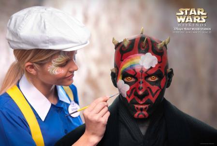 Star Wars Weekends_Darth Maul