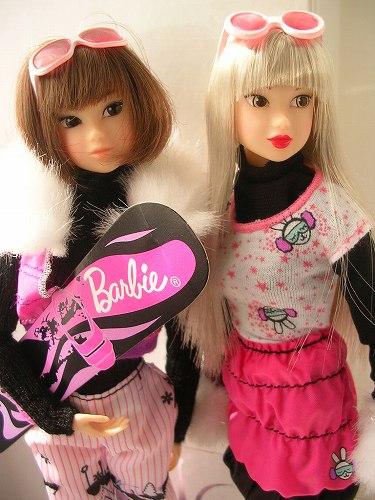2Barbie トレンドファッション ウィンタースポーツ 045