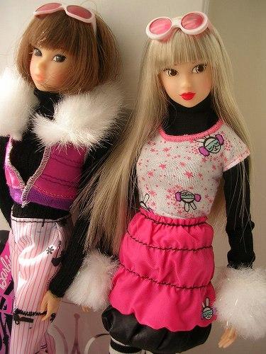 5Barbie トレンドファッション ウィンタースポーツ 094