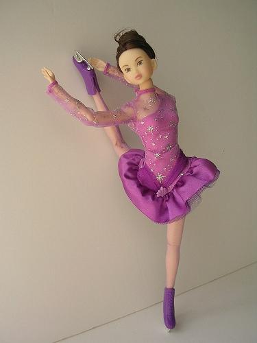 4Barbie キャリアファッション スケート04