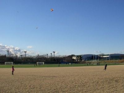 凧、見えますか?