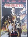「マチェーテ」DVDジャケット