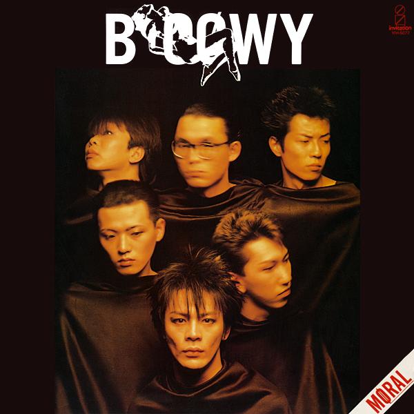 BOOWYの1stアルバム