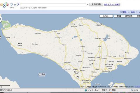 バリ島マップ