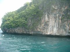 プーケットダイビング ドクマイ島