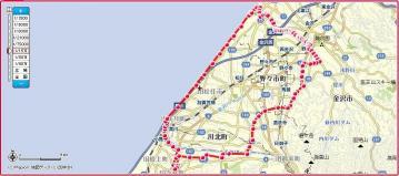 自転車距離(100611)