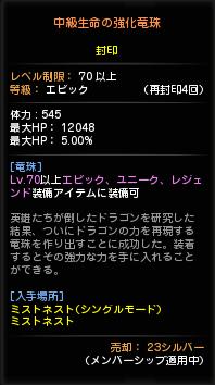 1201中級生命