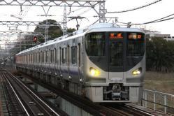 杉本町~浅香(2010.12.25)