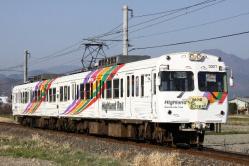 下新~北新・松本大学前間(2011.4.16)