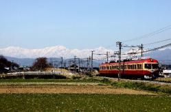 信濃川田~若穂間(2011.4.17)