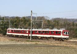 伊賀神戸~比土間(2010.2.20)