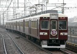 大山崎~水無瀬間(2010.2.26)