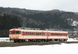 頸城大野~姫川間(2010.2.27)