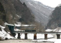 根知~小滝間(2010.2.27)