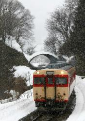 中土~南小谷間(2010.2.28)